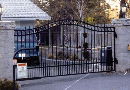 Electric Gates Best Electric Gate Openers