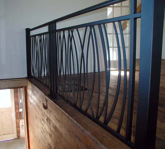 I3 Contemporary Twig Design Rail