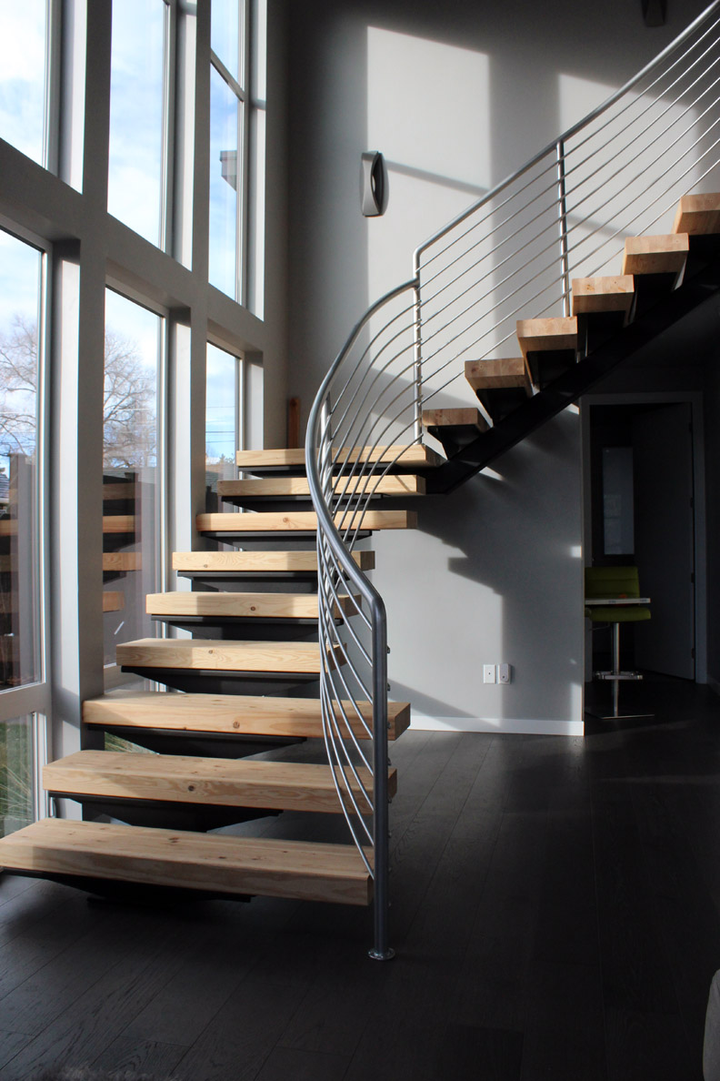 I1 Contemporary Staircase