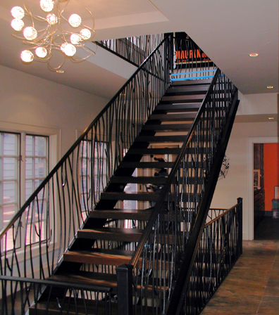 I13 Twig Design Stair And Railing System