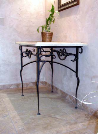 H14 Decorative Table Base