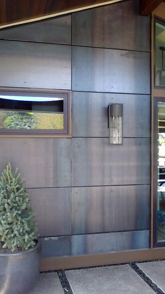 H9 Decorative Steel Panel Siding